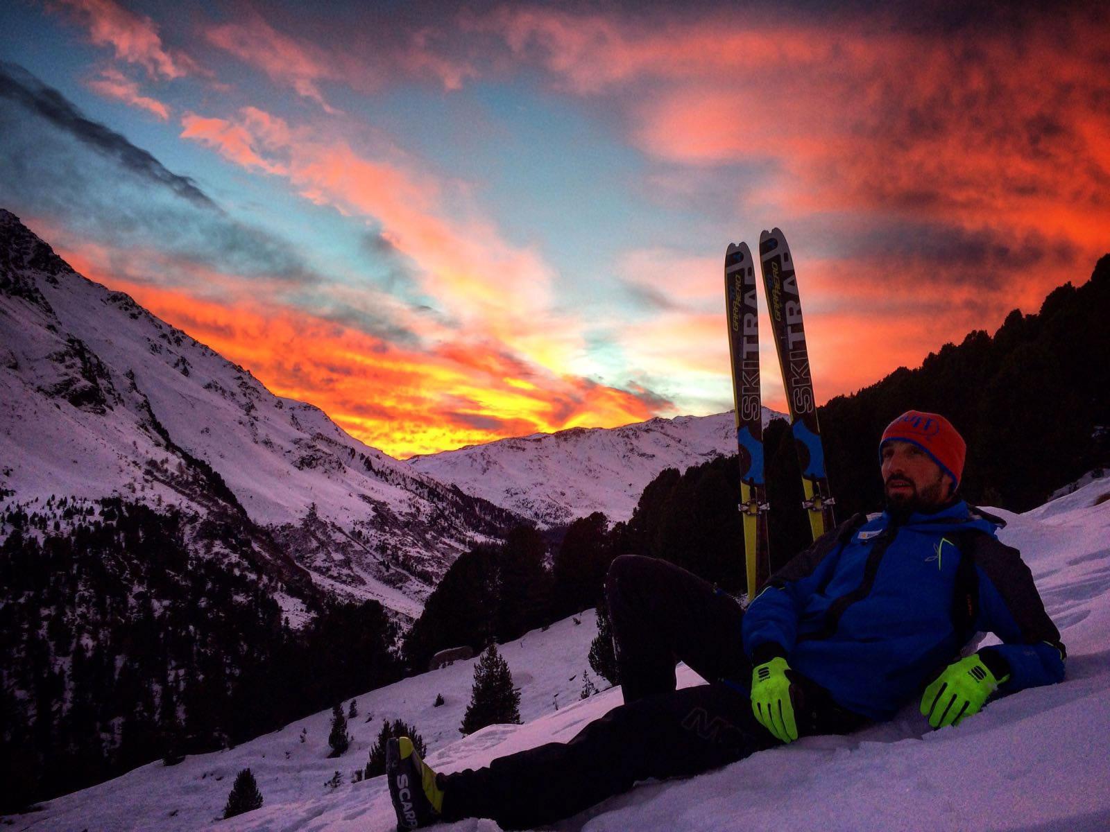 robert antonioli sci alpinismo